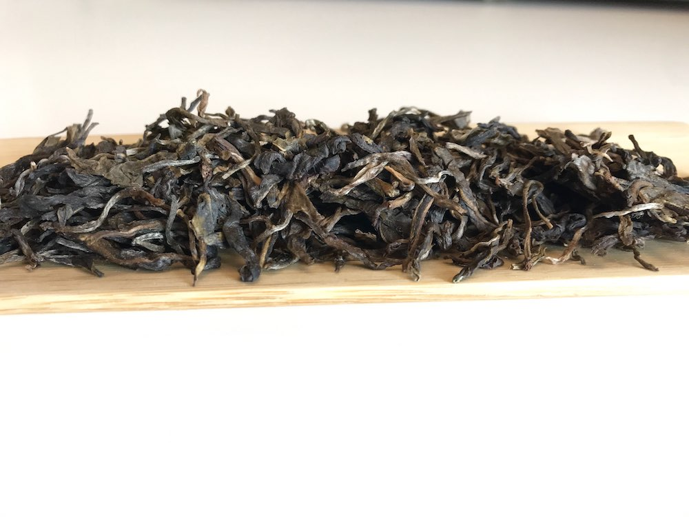 Pu Erh Tea Storage Humidity