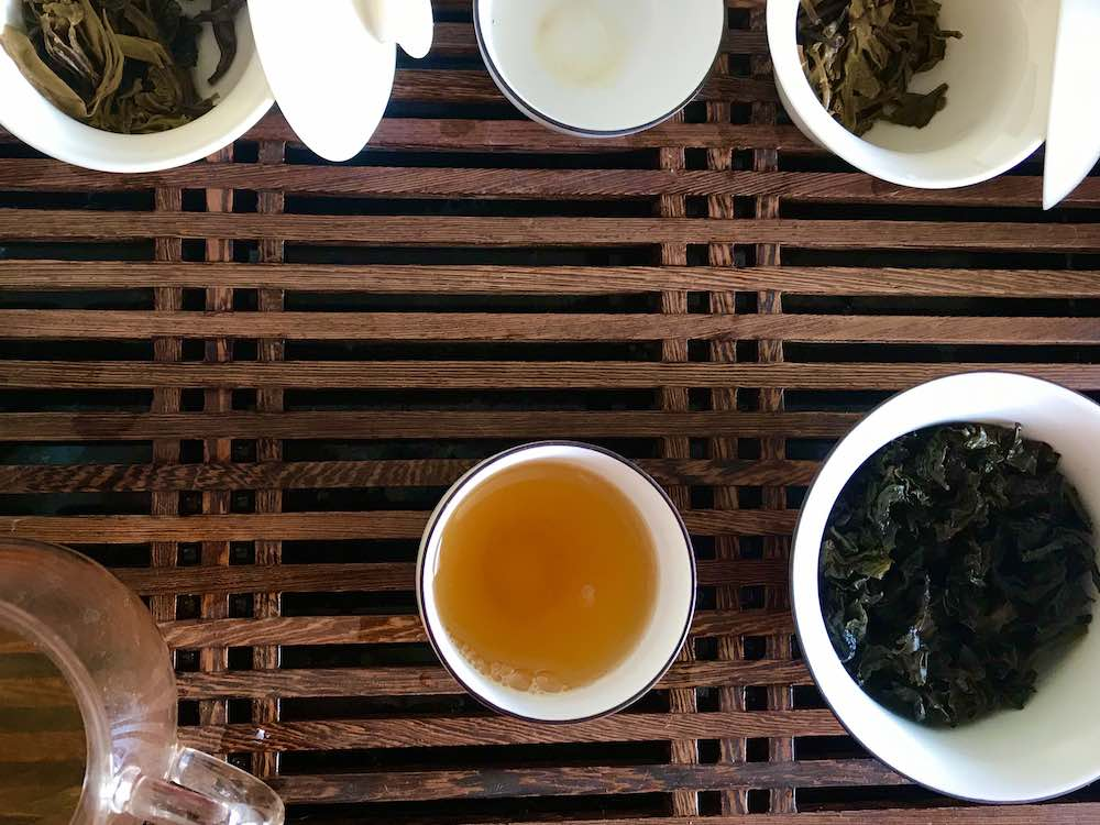 Why Green Tea Is Not Green
